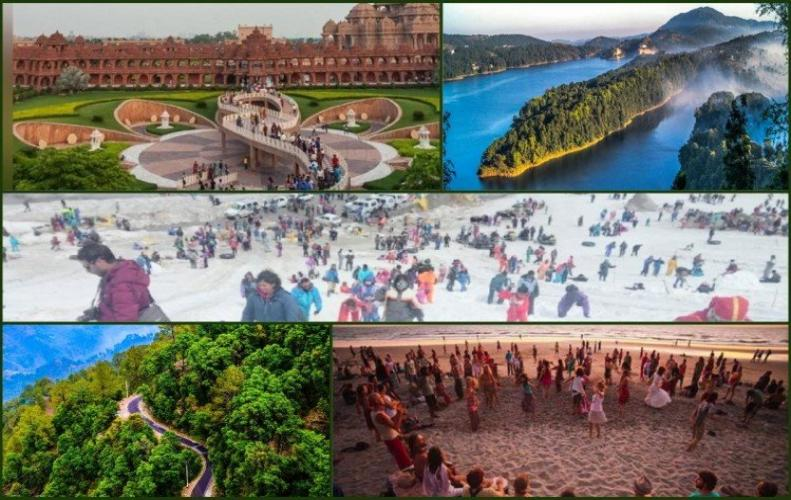 Best Places to Celebrate New Year in India | The List of Top 10