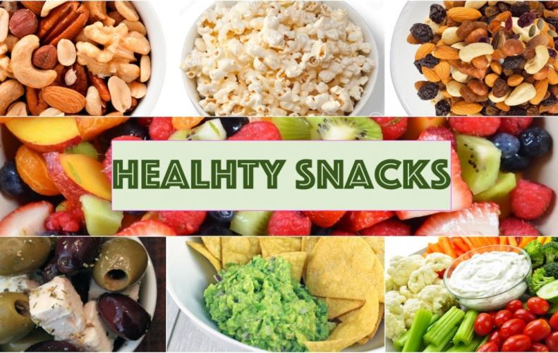 Top Healthiest Snacks to Eat Everyday Whenever You Feel Hungry