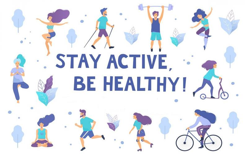 Best Ways to Stay Active All Day without Any Medication
