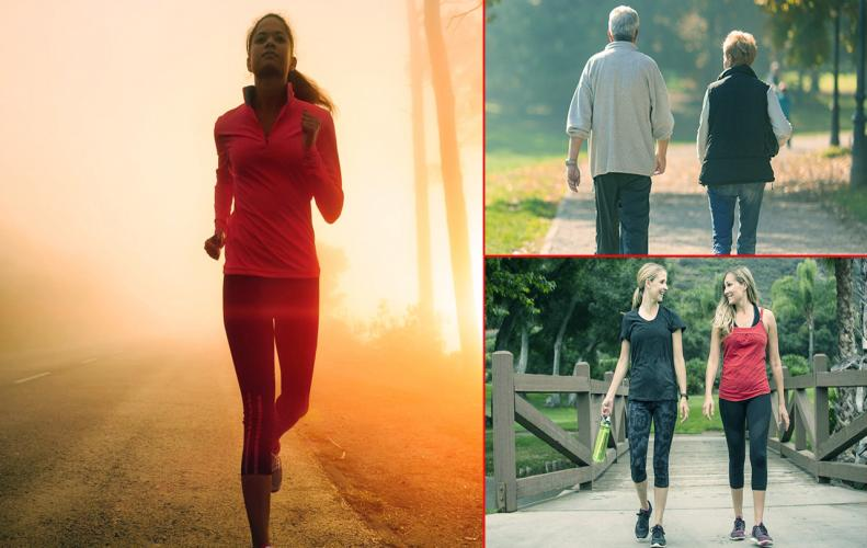 Get These Incredible Benefits from Morning Walk for Your Hea...
