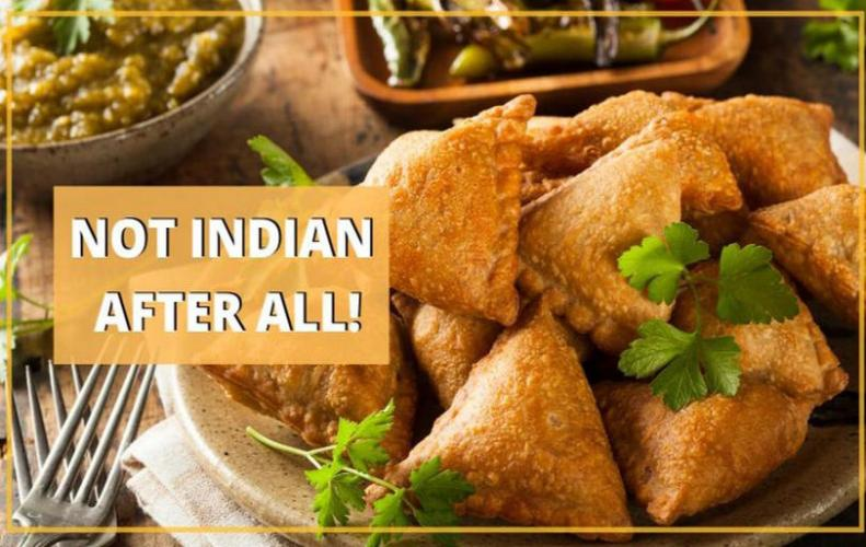 Most Popular Indian Dishes that are Surprisingly Not Origina...