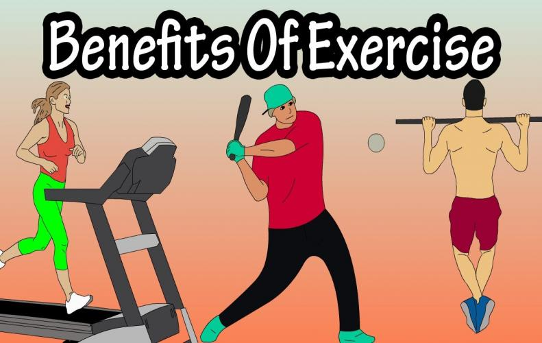 Most Incredible Health Benefits of Exercise to Our Body and Mind