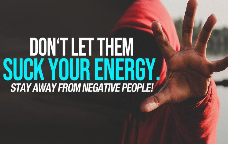 Best Ways to Deal with Negative People to Stay Positive all ...