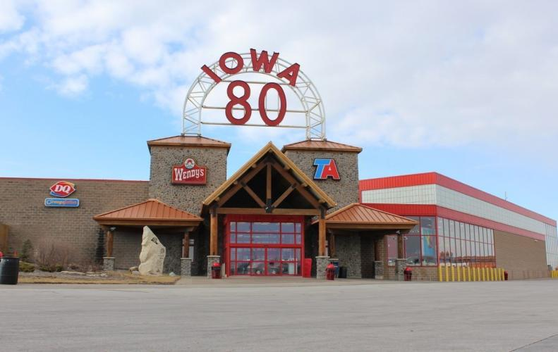 Amazing Facts about the Biggest Truck Stop in the World