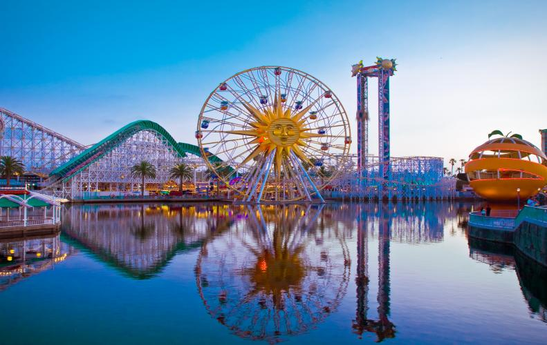 Biggest Amusement Park in the US to Enjoy Your Summer