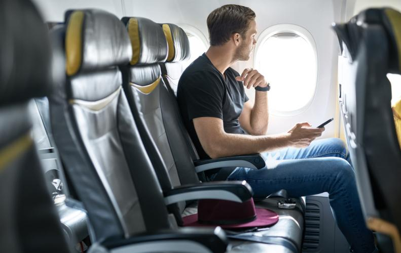 Airline with Biggest Seats for a Real Comfortable Journey...