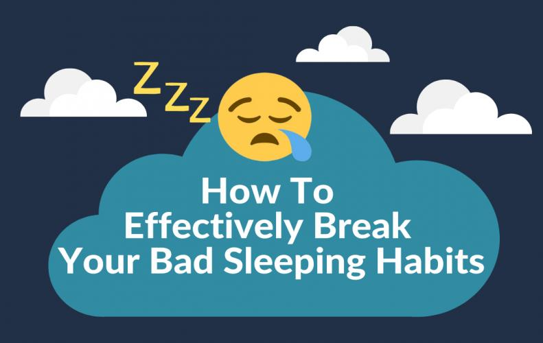 Top 10 Bad Habits that You Should Overcome to Get Better Sleep