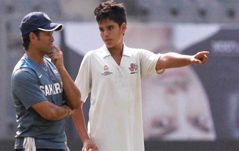 अब मुंबई अंडर-19 टीम में Sachin Tendulkar के बेटे 'Arjun 'खेलेंगे वनडे Tournament