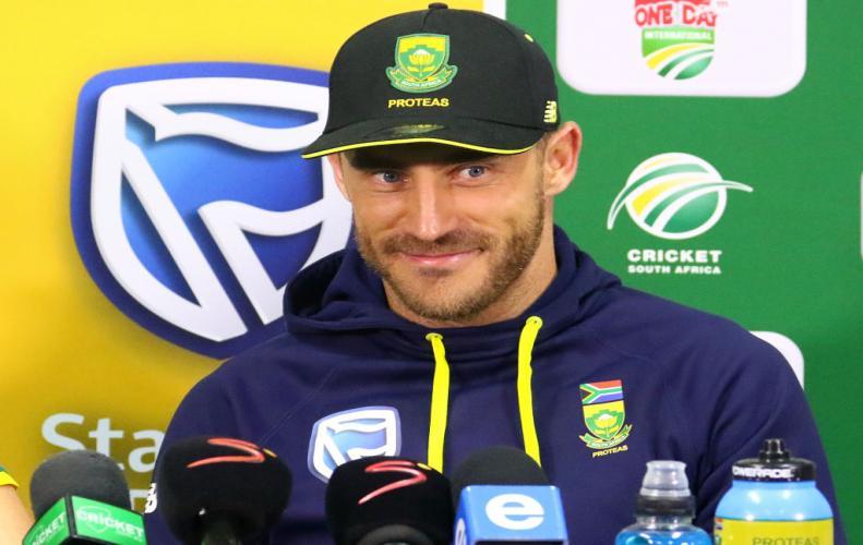 अब Faf du Plessis होंगे दक्षिण अफ्रीका के तीनों फॉर्मेट के कप्तान