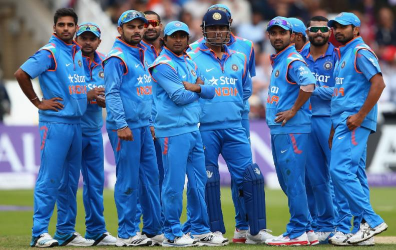 पहले वनडे मैच के लिए चेन्नई पहुंची टीम इंडिया