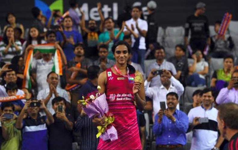 पीवी सिंधू ने कोरिया ओपन सुपर सीरीज का खिताब जीता,फाइनल में जापान की ओकोहारा को दी मात!