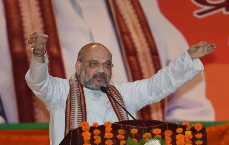गुजरात चुनाव: अमित शाह का दावा, 'BJP 150 से ज्यादा सीटों पर जीत हासिल करेगी'