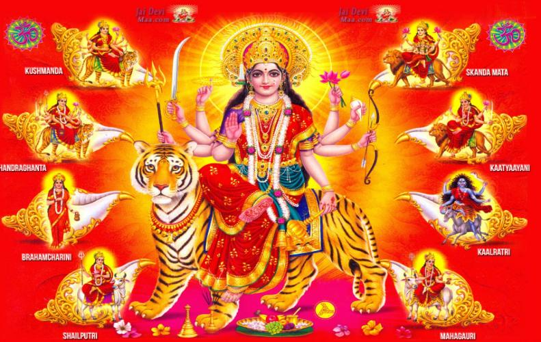 आज से होगी शारदीय नवरात्रो की शुरुवात