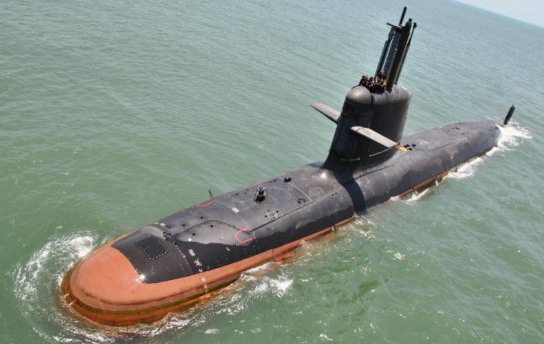 'कलवारी-स्कॉर्पिन सबमरीन' : जल्द होगा शामिल इंडियन नौसेना में !