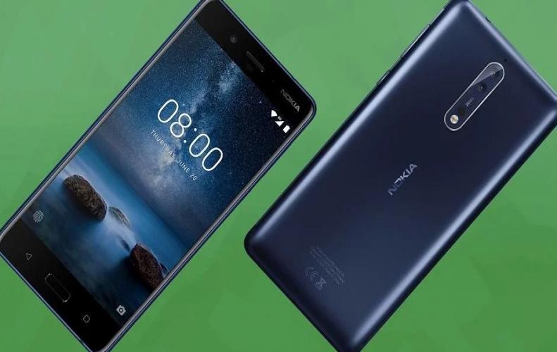 ड्यूल कैमरा सेटअप के साथ,Nokia 8 हुआ भारत में लॉन्च