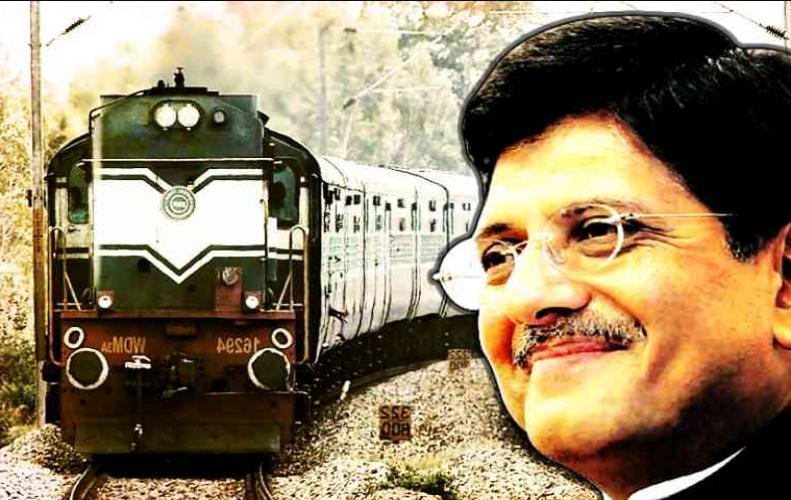 जल्द आने वाले है रेलवे के अच्छे दिन,हर बोगी में लगेगा CCTV कैमरा