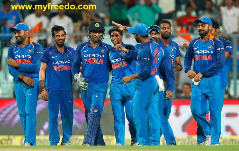 अंत में जीत के साथ भारत शीर्ष पर