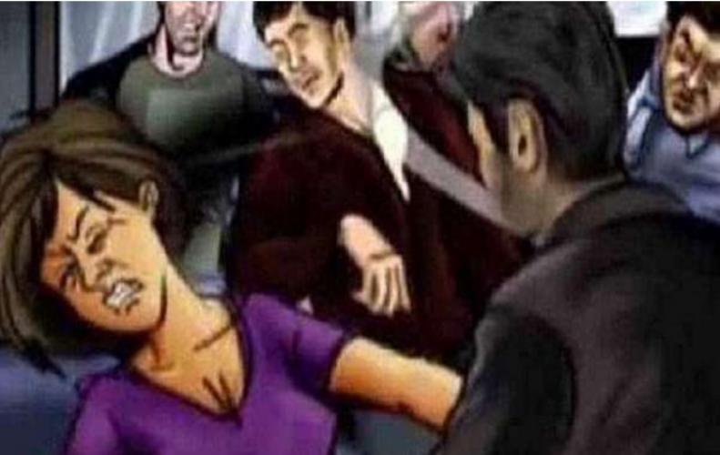 मुजफ्फरनगर: पति और दुधमुंहे बच्चे के सामने महिला के साथ हुआ गैंगरेप