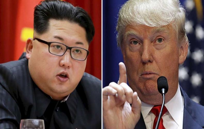 उत्तर कोरिया के किम जॉन  ने कहा डोनाल्ड ट्रंप ने कर दी है जंग की शुरुआत|