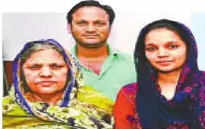 चार साल की उम्र में पिता का साया छिना, 25 साल बाद बेटी बनी जज