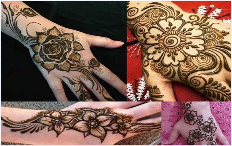 महिलाएं दिवाली मनाये मेहंदी की इन खूबसूरत डिजाइंस के साथ