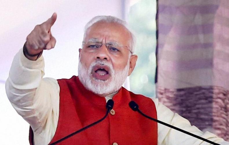 मोदी दिवाली मिलन समारोह में मिडिया के बारे में ये क्या बोल गए !!!