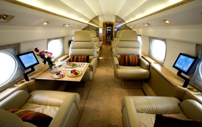 यह है अब तक का सबसे शानदार वायुयान, जिसका किराया है 1 घंटे का 49 लाख रु ....