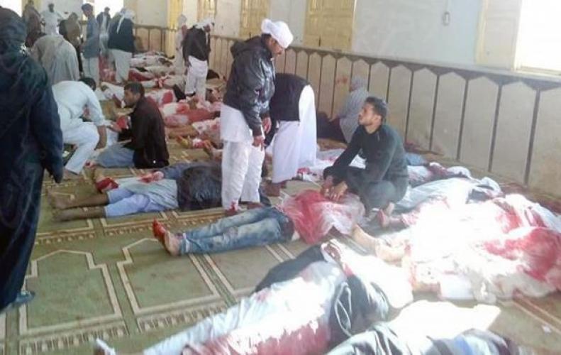 मिस्र में जुमे की नमाज के दौरान हुई ये दिल दहलाने वाली घटना जिससे आपकी रूह काँप उठेगी