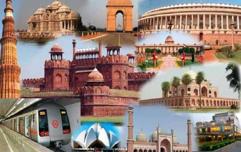 दिल्ली के है ये फेमस धरोहर जिनसे जुड़ा है इतिहास....