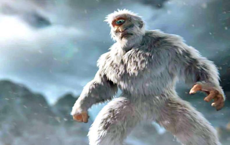 एशिया की पहाडियों में यह भालू दिखता है हिममानव की तरह.....