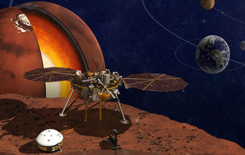 'रिसर्च' 'मंगल' गृह से जुड़े राज से हटा पर्दा, इस मामले में सुरक्षित है यह ग्रह