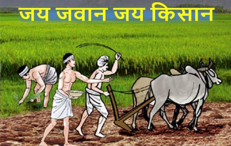 अब किसानो की आर्थिक तंगी होगी दूर सरकार ला रही है 'जैविक कृषि कानून' होगी आय दोगुनी