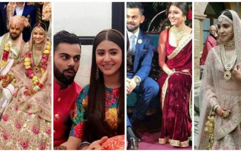 विराट और अनुष्का की हो गई शादी, अब दिल्ली और मुंबई में करेंगे पार्टी
