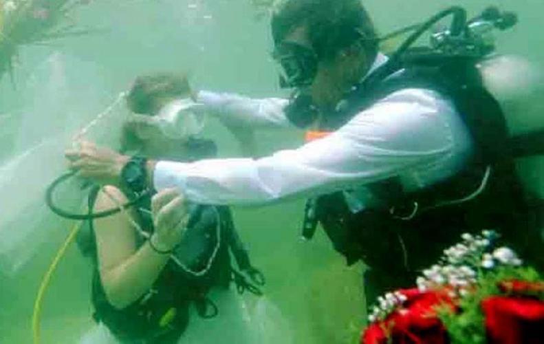 किसी ने हवा में तो किसी ने समुद्र के अंदर की शादी, बहुत ही रोचक है इनकी कहानी