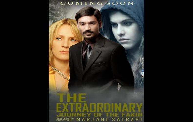 धनुष की हॉलीवुड फिल्म का पहला पोस्टर रिलीज देखिये फ़क़ीर की यात्रा के रोमांचक सफ़र की खास फोटोज