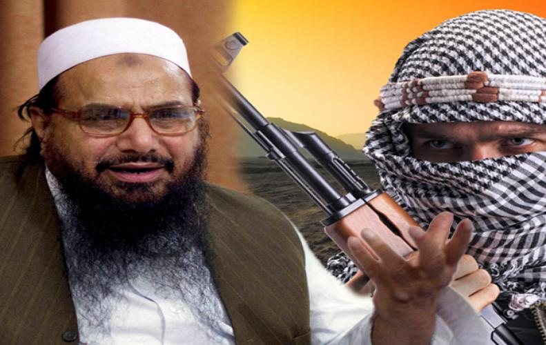 पाक सरकार के विरोध के बावजूद हाफिज सईद ने लाहौर में खोला अपनी पार्टी का दफ्तर