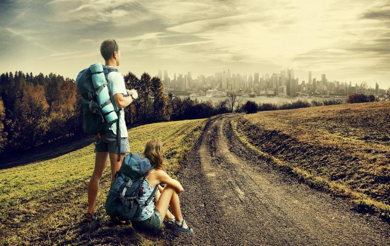 ट्रैवलिंग से जुड़े कई फायदे जिससे आप एक बेहतर इंसान बन सकते हो