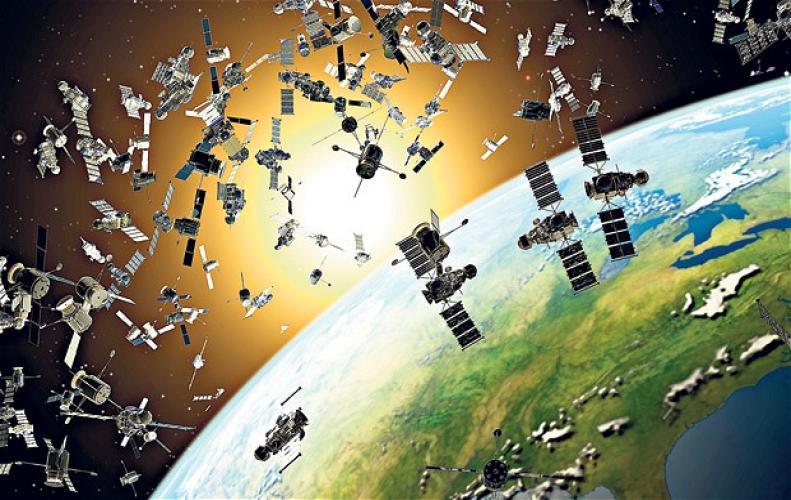 इंटरनेट की चाह बढ़ने से अंतरिक्ष में बढ़ रहा है कचरा