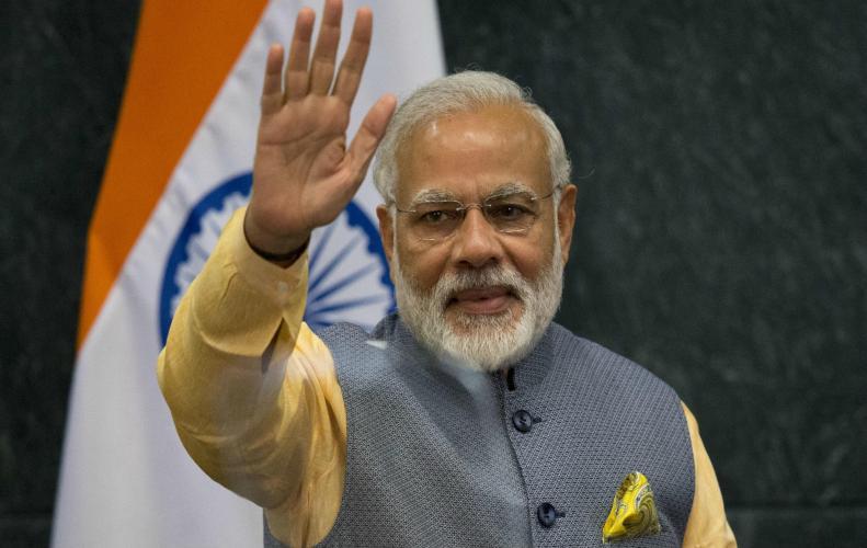 प्रधानमंत्री नरेन्द्र मोदी ने देशवासियों को नववर्ष की शुभकामनाएं देते हुए कहा