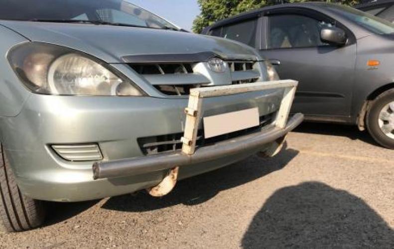 कार में लगाया बंपर गार्ड तो देना होगा 5,000 रुपये तक जुर्माना...
