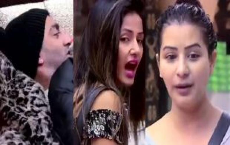 बिग बॉस सीजन 11 फिनाले में हिना खान के साथ हुई बदसलूकी...