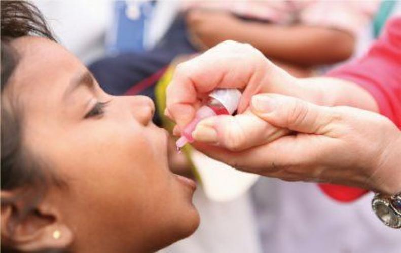 28 जनवरी से पोलियो अभियान शुरू, बच्चों ने निकाली रैली