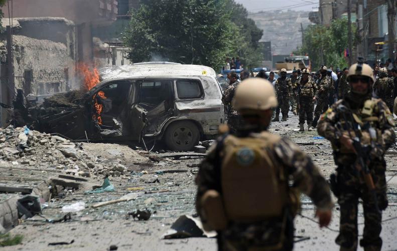 अफगानिस्तान : काबुल में भयंकर बम ब्लास्ट, 40 की मौत व 140 घायल