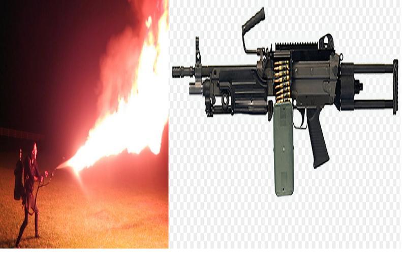 दुनिया के ये सबसे घातक हथियार एक ही बार में युद्द का पलड़ा बदलने में है सक्षम...