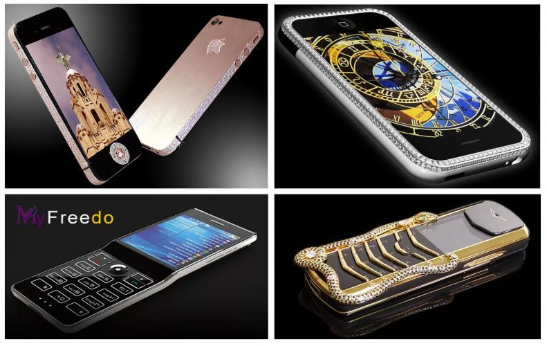 दुनिया के ऐसे स्मार्टफोन जिसे खरीदने के लिए आपको बनना पड़ेगा अरबपति...