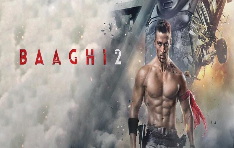 Baaghi 2 ने बॉक्स ऑफिस के तोड़े सारे रिकॉर्ड, 3 दिनों में कमाये 73 करोड़...