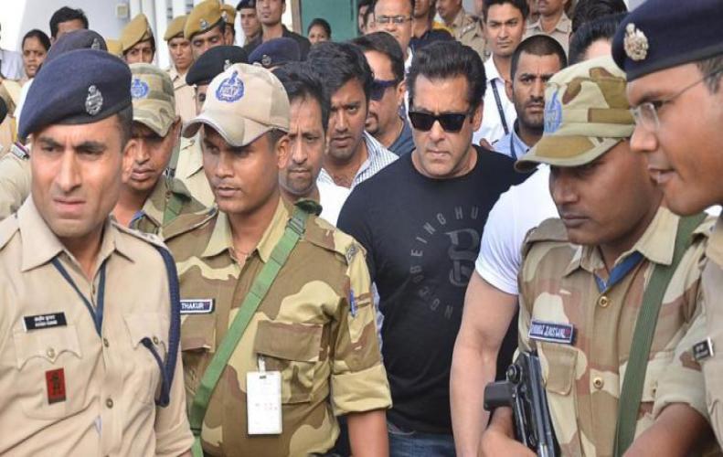 सलमान खान ह्रिरण शिकार मामले में फैसला आज, दोषी पाए जाने पर इन सब को हो सकती है जेल...