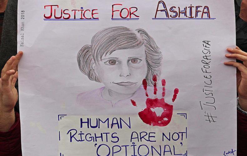 जम्मू-कश्मीर कठुआ गैंगरेप : बॉलीवूड स्टार कर रहे है लगातार मासूम के लिए इंसाफ की मांग...