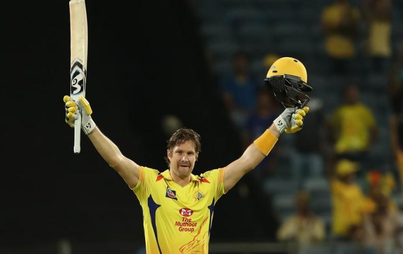 IPL-11 : वॉटसन की आतिशी बल्लेबाजी, राजस्थान रॉयल्स को मिली 64 रन से करारी शिकस्त...
