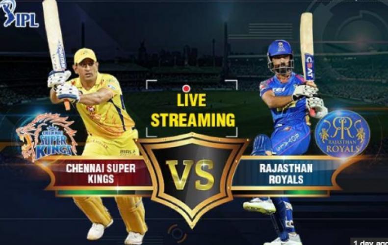 आईपीएल 11- दो साल के बाद वापसी कर रही चेन्नई और राजस्थान, चेन्नई को मिली 64 रन से जीत...
